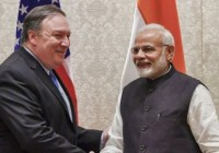 PM मोदी से मिले अमेरिकी विदेश मंत्री पोम्पियो, एस-400 और ईरानी से तेल निर्यात समेत कई मुद्दों पर होगी चर्चा