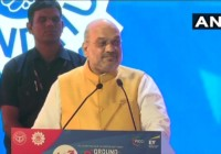 गृह मंत्री अमित शाह ने किया  65,000 करोड़ रुपये से अधिक की परियोजनाओं का शिलान्यास