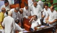 कर्नाटक : मुख्यमंत्री कुमारस्वामी नहीं साबित कर सके बहुमत