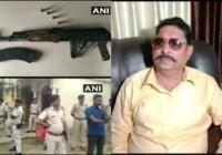 बाहुबली विधायक अनंत सिंह के घर मेंमिली एके-47 राइफल केस दर्ज