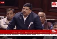 गुजरात में UP बिहार पूर्वांचल के लोग मार मार के भगाये जा रहे थे तो आपके मुँह से आवाज़ क्यों  नही निकली : संजय सिंह