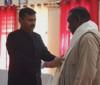 रामसनेहीघाट लेखपाल शिव प्रसाद वर्मा का विदाई समारोह संम्पन्न
