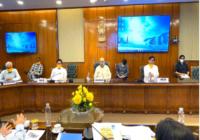 गृहमंत्री अमितशाह ने बैठक कर 20 अप्रैल से दी जाने वाली छूट के निर्देश दिए