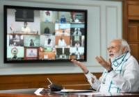 पीएम मोदी ने मुख्यमंत्रियों से बात की