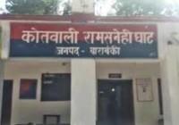 बाराबंकी के ग्राम चौरी अलादासपुर में दबंगों ने घर में घुसकर की मारपीट