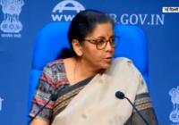 वित्त मंत्री ने कोयला क्षेत्र में 50000 करोड़ रुपये के निवेश का एलान किया