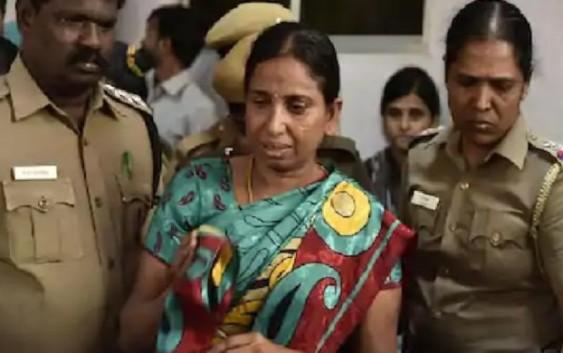 राजीव गांधी की हत्या की दोषी नालिनी श्रीहरण ने की आत्महत्या की कोशिश
