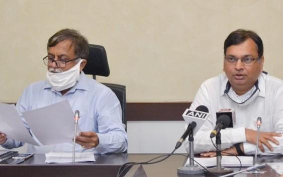 उत्तर प्रदेश में बीते 24 घंटों में कोरोना के 5156 नए मामले सामने आए सक्रिय मामलों की संख्या 49645 हुई