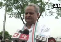 राजस्थान मुख्यमंत्री अशोक गहलोत ने कहा होर्स ट्रेडिंग की गई है हमारे पास प्रूफ है