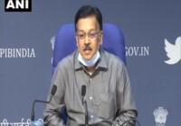 भारत में कोरोना सक्रिय मामलों में लगातार गिरावट जारी है