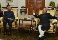 पूर्व राष्ट्रपति प्रणब मुखर्जी के निधन पर राष्ट्रपति और उपराष्ट्रपति ने शोक व्यक्त किया