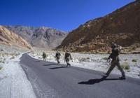 चीन ने की घुसपैठ की कोशिश भारतीय सेना ने दिया मुहतोड़ जबाब 45 साल बाद LAC पर चली गोली