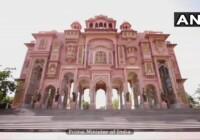 प्रधानमंत्री ने जयपुर में पत्रिका गेट का उद्घाटन किया