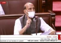 भारत चीन सीमा विवाद पर राज्यसभा में रक्षा मंत्री राजनाथ सिंह का पूरा सम्बोधन