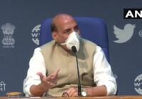 रक्षामंत्री राजनाथ सिंह ने कहा कि कृषि से संबंधित 2 विधेयकों पर चर्चा के दौरान जो हुआ वो शर्मनाक था