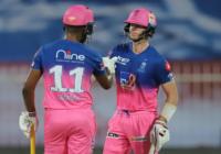 राजस्थान रॉयल्स ने चेन्नई सुपरकिंग्स को 16 रनों से हराया