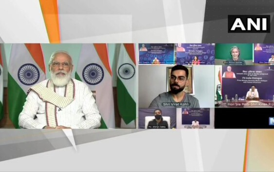 प्रधानमंत्री मोदी ने फिट इंडिया मूवमेंट की पहली वर्षगांठ पर देश को सम्बोधित किया
