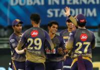 आईपीएल 2020 का 12 वें मैच में कोलकाता नाइट राइडर्स ने राजस्थान रॉयल्स को 37 रनों से हराया