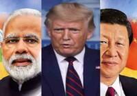 अमेरिकी राष्ट्रपति डोनाल्ड ट्रंप ने कहा भारत चीन सीमा काफी बुरी स्थिति में है