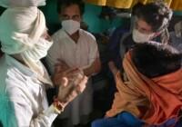 कांग्रेस नेता राहुल गांधी और प्रियंका गांधी वाड्रा आज हाथरस जाकर पीड़ित परिवार से मुलाकात की