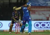 आईपीएल 2020 के 16 वें मैच में दिल्ली कैपिटल्स ने कोलकाता नाइट राइडर्स को 18 रनों से हराया