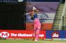 आईपीएल 2020 का 37 वें मैच में राजस्थान रॉयल्स ने चेन्नई सुपर किंग्स को 7 विकेट से हराया