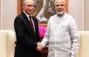 प्रधानमंत्री नरेन्द्र मोदी और रूस के राष्ट्रपति व्लादिमीर पुतिन ने फोन पर बातचीत की