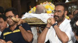 अभिनेता अजय देवगन के छोटे भाई अनिल देवगन का हुआ निधन बॉलीवुड में शोक की लहर
