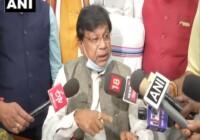 भ्रष्टाचार के आरोपों से घिरे बिहार सरकार में मंत्री मेवालाल चौधरी ने दिया इस्तीफा