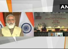 प्रधानमंत्री मोदी ने लखनऊ विश्वविद्यालय के शताब्दी स्थापना दिवस समारोह को संबोधित किया