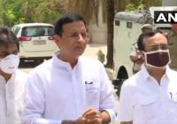 रणदीप सुरजेवाला ने कहा बीजेपी राजस्थान सरकार गिराने में रही असफल सचिन पायलट घर वापस आ पार्टी फॉरम पर अपनी बात रखे