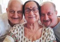 अनुपम के घर के उनकी माँ समेत 4 लोग निकले कोरोना पॉजिटिव