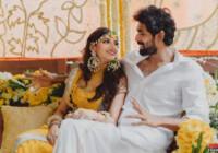 फिल्म बाहुबली के भल्लालदेव की हल्दी और मेहंदी की तस्वीरें हो रही वायरल आज है शादी