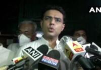 राहुल गाँधी से मुलाकात के बाद बोले सचिन पायलट हमने अपने मुद्दों को उनके सामने रखा
