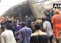 भिवंडी में बिल्डिंग ढहने की घटना में मरने वालों की संख्या बढ़कर 39 हुई