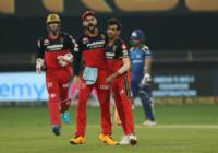 रॉयल चैलेंजर्स बेंगलुरु ने मुंबई इंडियंस को सुपर ओवर में हराया