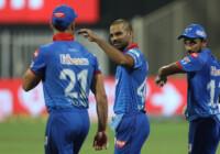आईपीएल 2020 के 23 वें मैच में दिल्ली कैपिटल्स ने राजस्थान रॉयल्स को 46 रनों से हराया
