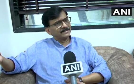 शिवसेना नेता संजय राउत ने कहा अगर कोई राष्ट्रीय कारण है तो CBI को जांच करने का अधिकार