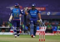 आईपीएल के 32 वें मैच में मुम्बई इंडियंस ने कोलकाता नाइट राइडर्स को 8 विकेट से हराया
